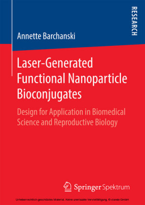 Laser-Generated Functional Nanoparticle Bioconjugates