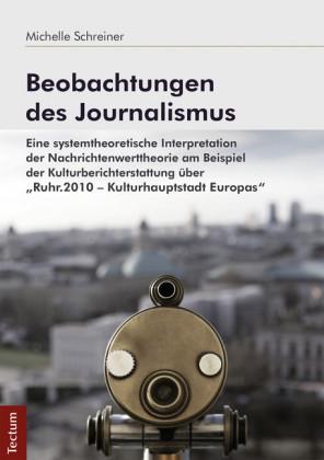 Beobachtungen des Journalismus