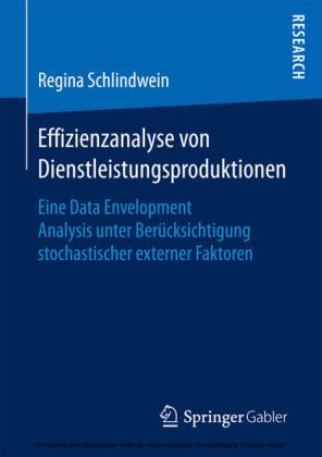 Effizienzanalyse von Dienstleistungsproduktionen