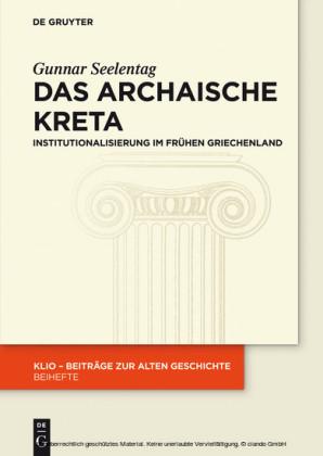Das archaische Kreta