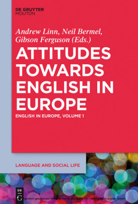 Attitudes towards English in Europe
