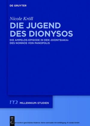 Die Jugend des Dionysos