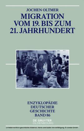 Migration vom 19. bis zum 21. Jahrhundert