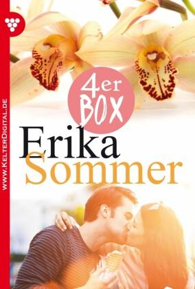 Erika Sommer 4er Box - Liebesromane