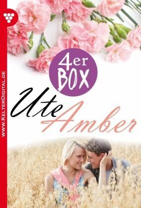 Ute Amber 4er Box - Liebesromane