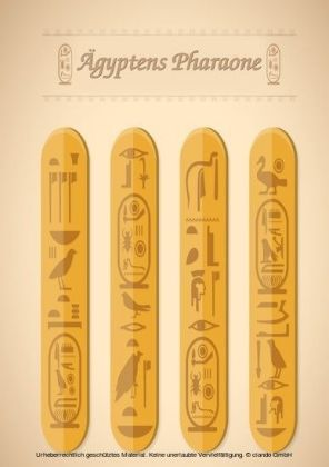 Ägyptens Pharaone