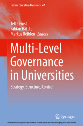 Multi-Level Governance in Universities