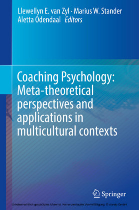 Coaching Psychology: Meta-theoretical perspectives and applications in multicultural contexts