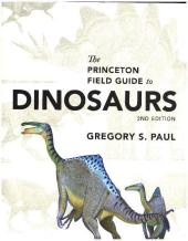 Princeton Field Guide to Dinosaurs Cover