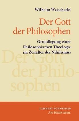 Gott der Philosophen