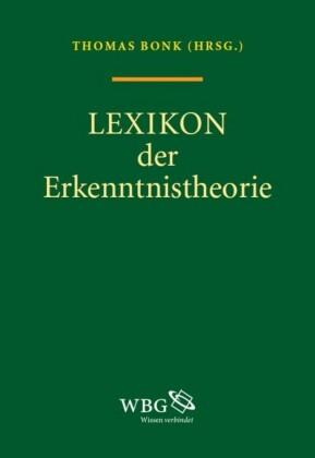 Lexikon der Erkenntnistheorie