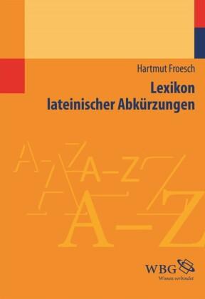 Lexikon lateinischer Abkürzungen