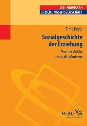 Sozialgeschichte der Erziehung