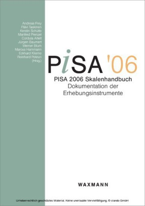 PISA 2006 Skalenhandbuch