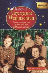 Unvergessene Weihnachten Cover
