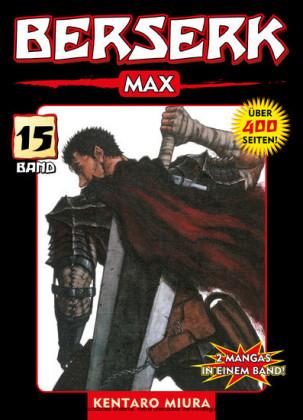 Berserk Max, Band 15