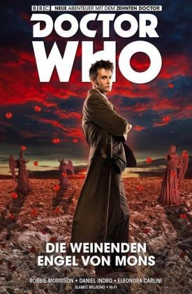 Doctor Who Staffel 10, Band 2 - Die weinenden Engel von Mons