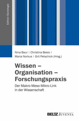 Wissen - Organisation - Forschungspraxis