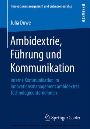Ambidextrie, Führung und Kommunikation