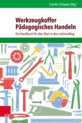 Werkzeugkoffer Pädagogisches Handeln Cover