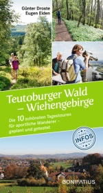 Teutoburger Wald - Wiehengebirge Cover