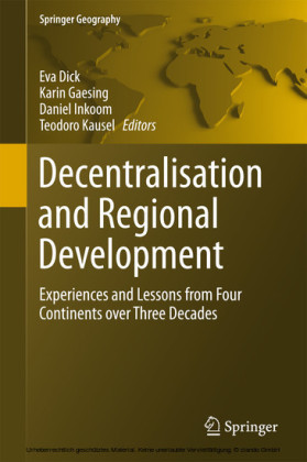 Decentralisation and Regional Development