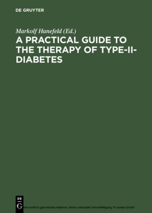A Practical Guide to the Therapy of Type-II-Diabetes