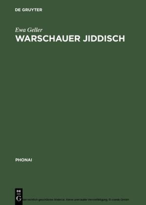 Warschauer Jiddisch