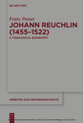 Johann Reuchlin (1455-1522)
