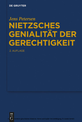 Nietzsches Genialität der Gerechtigkeit