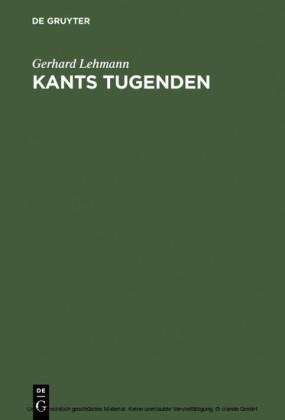 Kants Tugenden