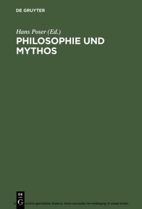 Philosophie und Mythos