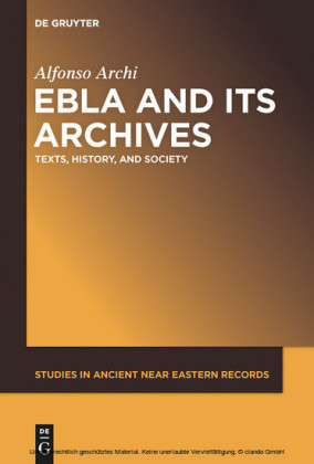 Ebla and Its Archives