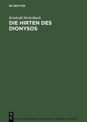 Die Hirten des Dionysos