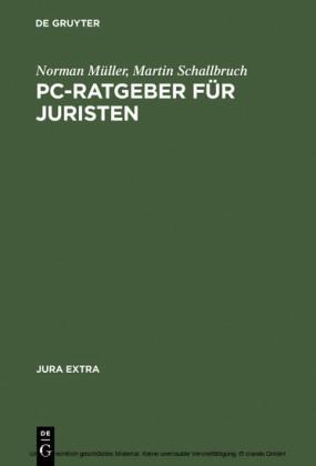 PC-Ratgeber für Juristen