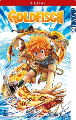 Goldfisch 01