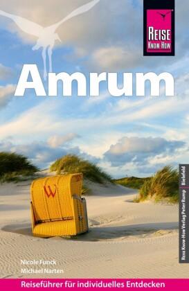 Reise Know-How Amrum: Reiseführer für individuelles Entdecken