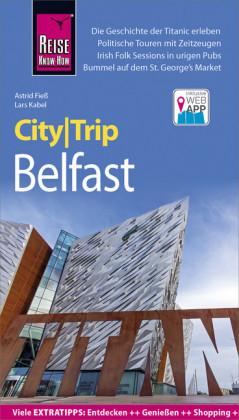 Reise Know-How CityTrip Belfast