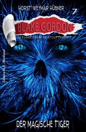 Blake Gordon, Der magische Tiger
