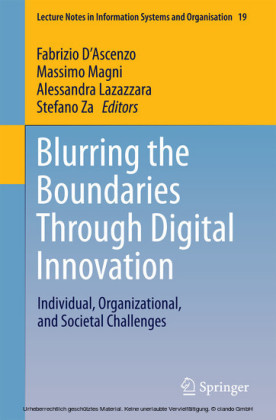 Blurring the Boundaries Through Digital Innovation