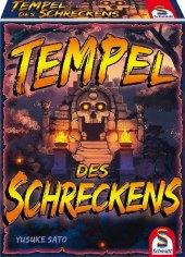 Tempel des Schreckens (Spiel) Cover