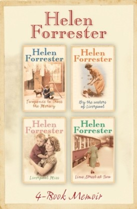 Complete Helen Forrester 4-Book Memoir