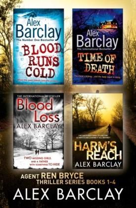 Alex Barclay 4-Book Thriller Collection