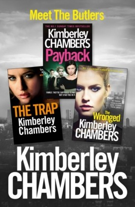 Kimberley Chambers 3-Book Butler Collection