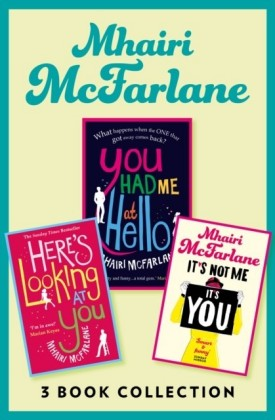 Mhairi McFarlane 3-Book Collection