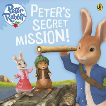 Peter Rabbit Animation: Peter's Secret Mission