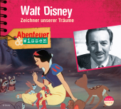 Walt Disney, 1 Audio-CD