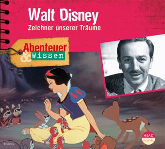 Walt Disney, 1 Audio-CD