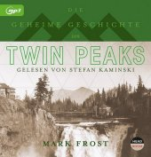 Twin Peaks, 2 MP3-CDs Cover