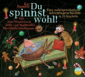 Du spinnst wohl!, 2 Audio-CDs Cover